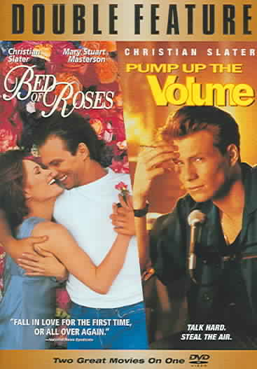 BED OF ROSES/PUMP UP THE VOLUME BY SLATER,CHRISTIAN (DVD)